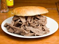 Sándwich de Churrasco