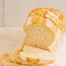 Pan de molde blanco