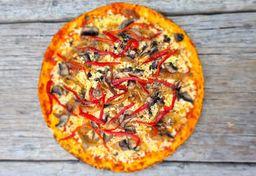 Pizza Mediana Veggie 1