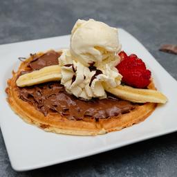 Tardes Dulces Waffles