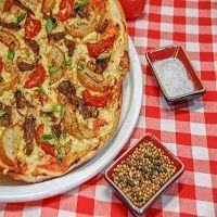 Pizza liguria