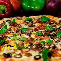Pizza pompeya