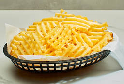Waffle Fries grande