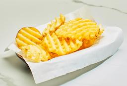 Waffle Fries mediana