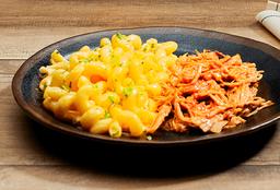 Macaroni&Cheese con Pulled Pork