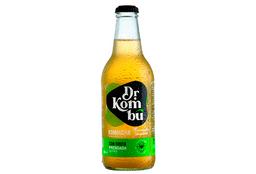 Dr. Kombu Kombucha Manzana Jengibre 330 ml