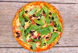 Pizza Mediana Veggie 3