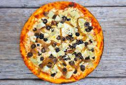 Pizza Mediana Veggie 4