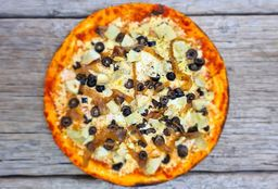 Pizza Familiar Veggie 4