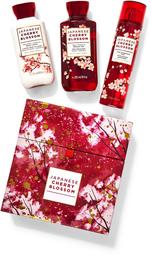 Bath & Body Works Set de Regalo Japanese Cherry Blossom