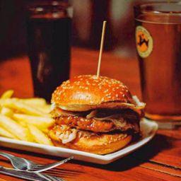 Lincoln burger