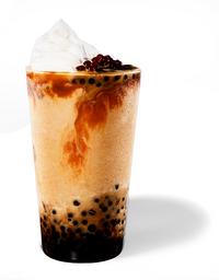 Caramel Coffee Sphere