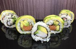 Combo Avocado Roll y California Ebi