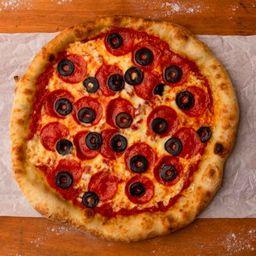 Pizza la Pepperoni