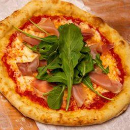 Pizza la Prosciutto