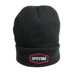 Intersport Gorro Spitfire Cuff Beanie Negro