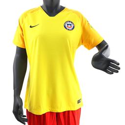 Nike Camiseta de Arquero Mujer Selección Chilena Amarillo