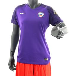 Nike Camiseta de Arquero Mujer Selección Chilena Morado