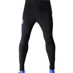 Nike Pantalón de Buzo Selección Chilena Vaporknit Pro Negro