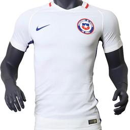 Nike Camiseta Oficial Selección Chilena Pro Futbol Blanco
