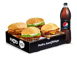 Box Hamburguesa
