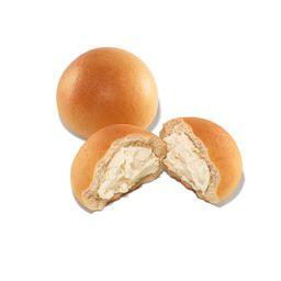 2 Mini Bagels Queso Crema