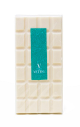 Barra Chocolate Zero Blanco 28% Cacao