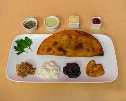 Empanada Especial Pabellon