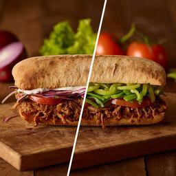 CHI CHA (2 sandwiches)