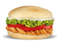 Sándwich de Pechuga de Pollo Italiano