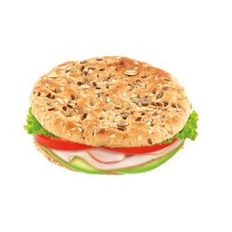 Sándwich Snack Pavo Multigrano