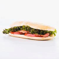 Sandwich Castaño
