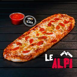 Le Alpi - Napolitana