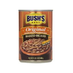 Bush's Porotos Horneados