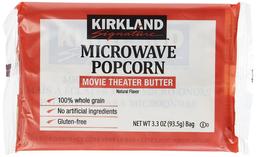 Kirkland Popcorn Sabor Mantequilla