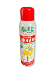 Pure & Simple Aceite de Canola Spray
