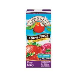 Apple & Eve Bebida Very Berry Juice