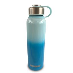 Botella Acero Inoxidable -  Celeste con Azul