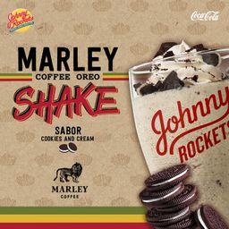 Shake Marley Coffee Oreo