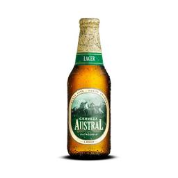 Austral lager 330cc