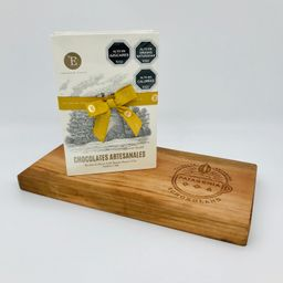 Chocolates caja
