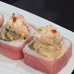Ceviche Hot Especial Roll