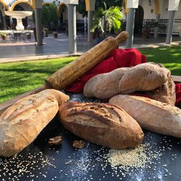 Pan a la Cebolla