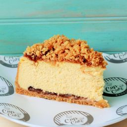 Cheesecake Apple Crumble