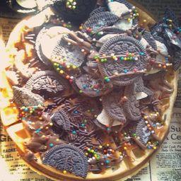 Waffle Oreo Addict