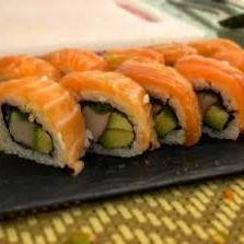 Tori Sake Roll