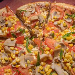 Pizza Familiar Vegan Queen