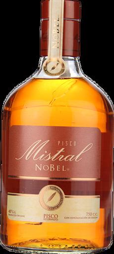 Pisco Mistral Nobel 40° 750 cc