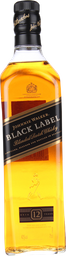 Whisky Johnnie Walker Negro 750 cc
