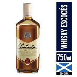 Ballantines Whisky Finest